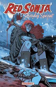 Dynamite-Red Sonja Holiday Special 2018 Hybrid Comic eBook