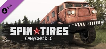 Spintires® - Canyons (2019)