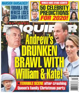 National Enquirer – January 06, 2020