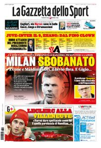 La Gazzetta dello Sport Roma – 03 marzo 2020