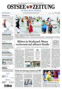 Ostsee Zeitung Wolgast - 05. Februar 2018