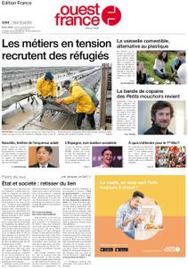 Ouest-France Édition France – 30 avril 2019