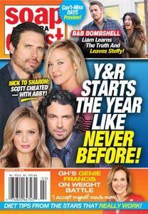 Soap Opera Digest - January 08, 2018