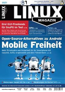 Linux-Magazin – September 2021