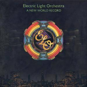 Electric Light Orchestra - A New World Record (1976) UA-LA679-G - US 1st Pressing - LP/FLAC In 24bit/96kHz
