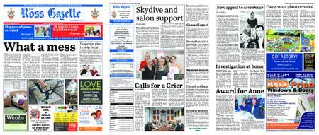 The Ross Gazette – September 18, 2019