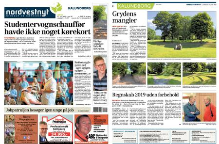 Nordvestnyt Kalundborg – 27. juni 2020