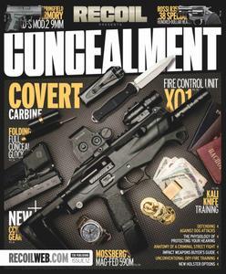 RECOIL Presents: Concealment – October 2018