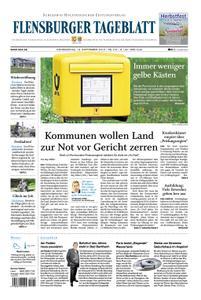 Flensburger Tageblatt - 19. September 2019