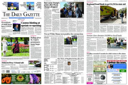 The Daily Gazette – May 09, 2020