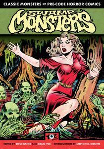 Comics History Classic Monsters of Pre Code Horror Comics Swamp Monsters (2019) (Digital) (Bean Empire cbz