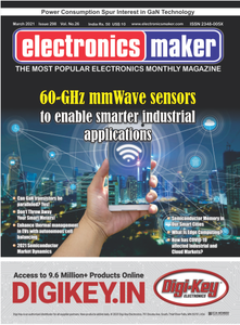 Electronics Maker - March 2021