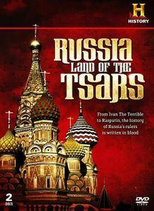 History Channel - Russia: Land of the Tsars (2012)