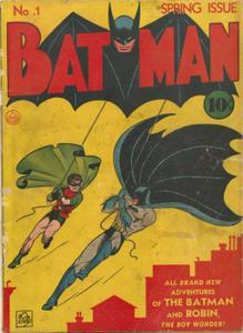 Batman 001 (1940)