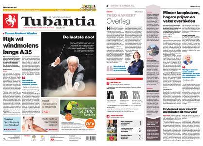 Tubantia - Enschede – 12 juli 2019