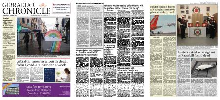 Gibraltar Chronicle – 07 January 2021