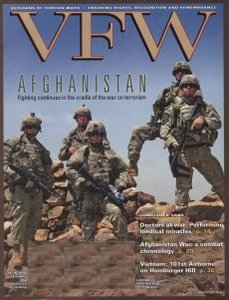 VFW - The Magazine of Veterans of Foreign Wars (June/July 2008)