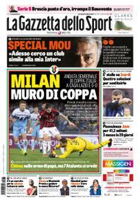 La Gazzetta dello Sport Roma – 27 febbraio 2019