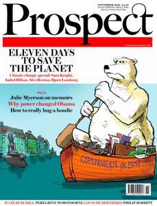 Prospect Magazine - November 2009