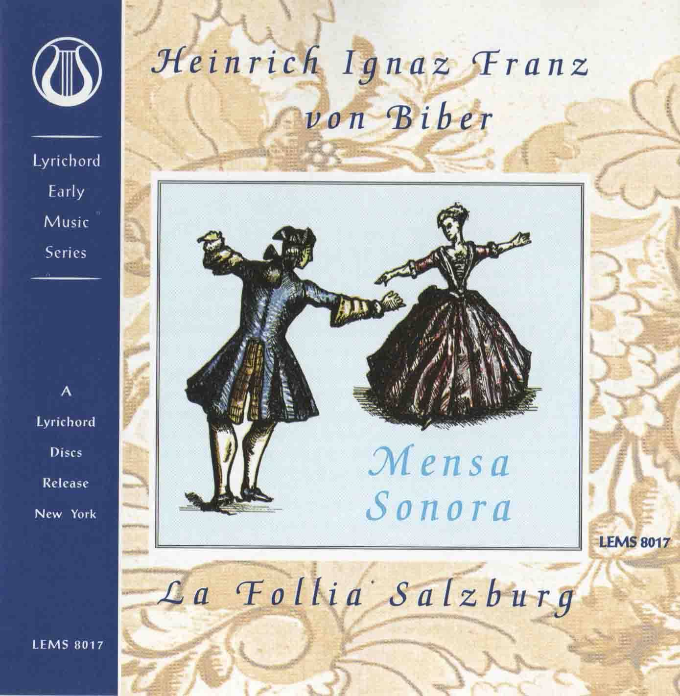 Heinrich Ignaz Franz von Biber - Mensa Sonora