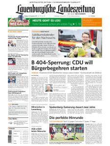 Lauenburgische Landeszeitung - 20. November 2017
