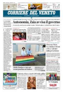 Corriere del Veneto Padova e Rovigo – 13 luglio 2019
