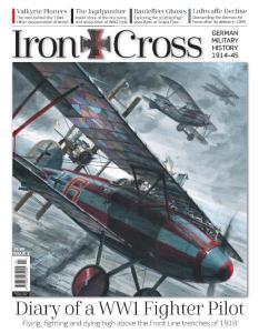 Iron Cross - Issue 2 - September 2019