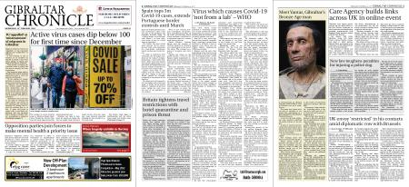 Gibraltar Chronicle – 10 February 2021