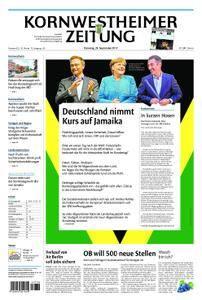 Kornwestheimer Zeitung - 26. September 2017
