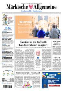 Märkische Allgemeine Luckenwalder Rundschau - 03. Mai 2019