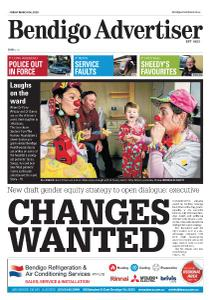 Bendigo Advertiser - March 6, 2020