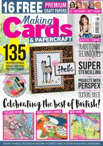 Making Cards & Papercraft - June 2018