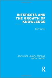 Interests and the Growth of Knowledge (repost)