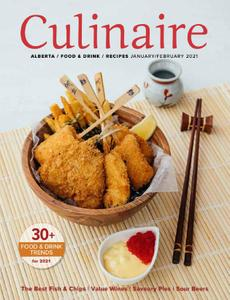Culinaire Magazine - January-February 2021