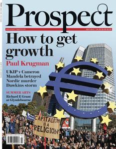 Prospect Magazine - July 2012