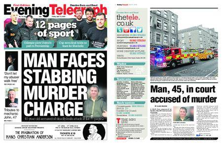 Evening Telegraph First Edition – April 13, 2018