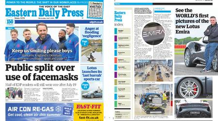 Eastern Daily Press – July 07, 2021