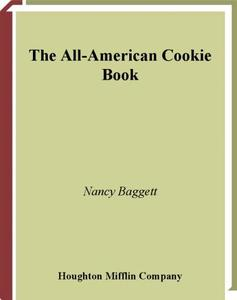 The All-American Cookie Book (Repost)