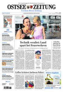 Ostsee Zeitung Wolgast - 24. August 2018