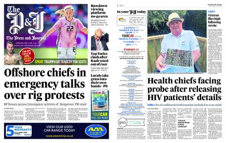 The Press and Journal Moray – June 19, 2019