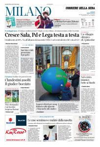 Corriere della Sera Milano - 21 Gennaio 2020