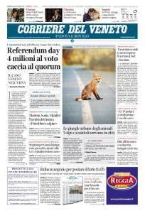 Corriere del Veneto Padova e Rovigo - 22 Ottobre 2017