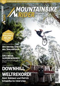 Mountainbike Rider – Mai 2019