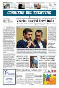 Corriere del Trentino - 2 Marzo 2018