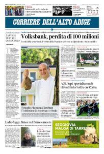 Corriere dell'Alto Adige – 10 agosto 2019