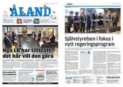 Ålandstidningen – 11 december 2019