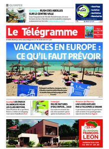 Le Télégramme Quimper – 08 juin 2021