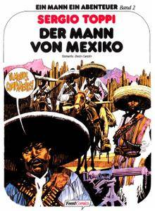 Ein1 Mann ein Abenteuer 02 - Der Mann von Mexiko