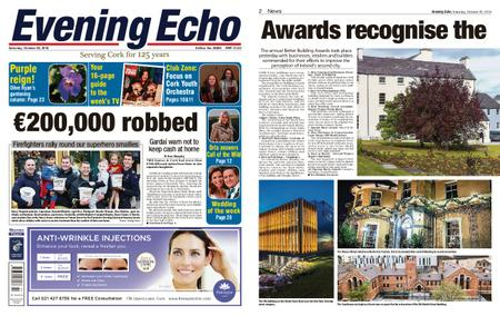 Evening Echo – October 20, 2018