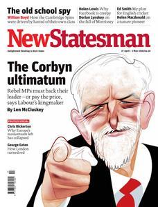 New Statesman - 27th April - 3rd May 2018